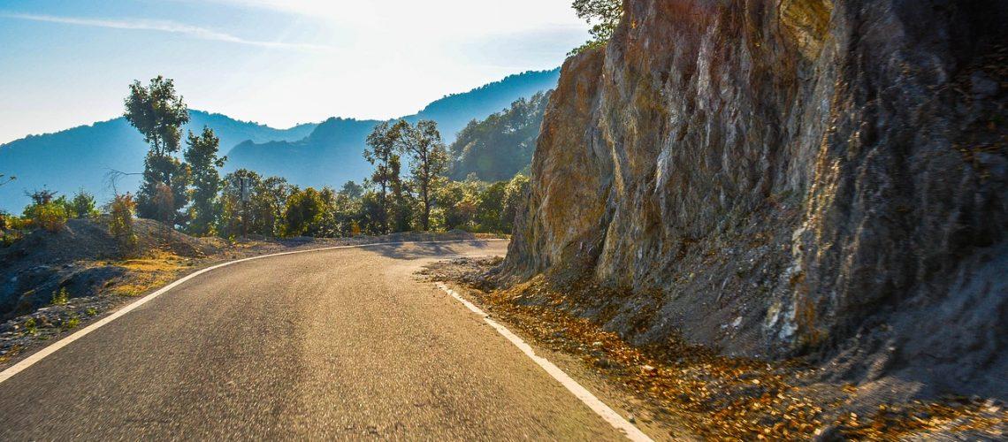 nature, travel, road