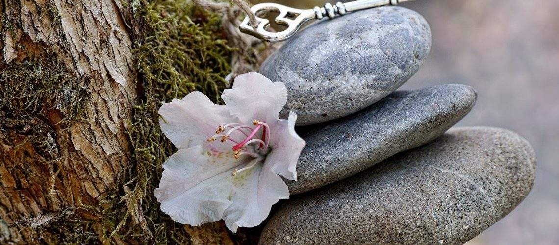 stones, balance, harmony