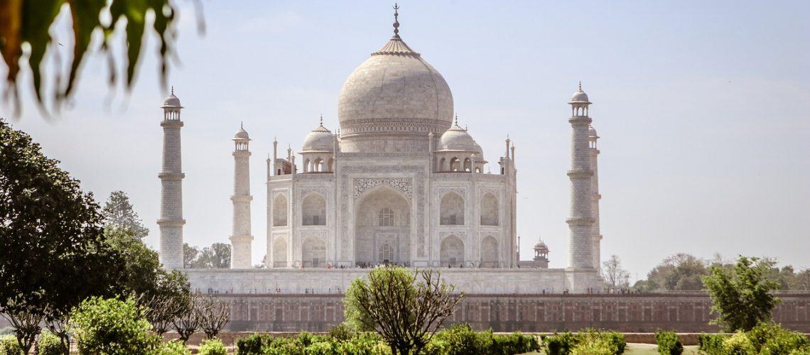 taj mahal, india, monument